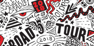 Alec Bradley 2018 European Road Tour Details Released