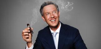 Boris Wintermans, CEO of Royal Agio Cigars
