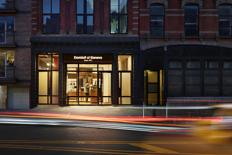 Brooklyn Gets Its Own Davidoff of Geneva Since 1911