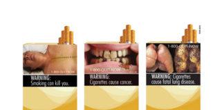 FDA Graphic Cigarette Warning Labels