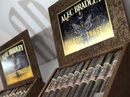 IPCPR 2018 Alec Bradley Cigars Magic Toast