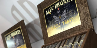 IPCPR 2018 Alec Bradley Cigars Magic Toast