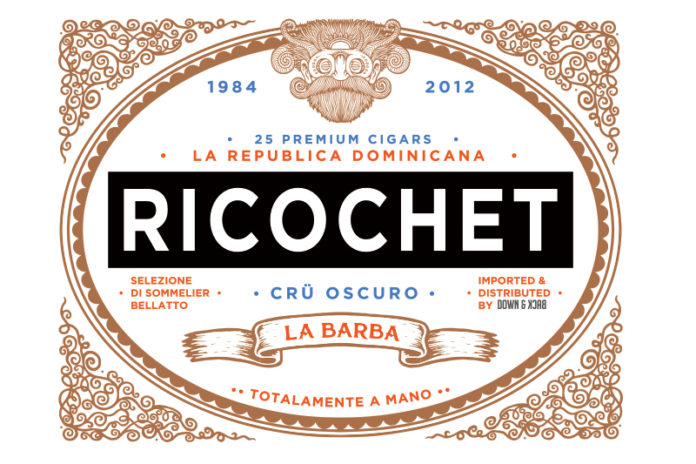 La Barba Primitivo Is Now Ricochet