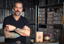 Pete Johnson, founder of Tatuaje Cigars