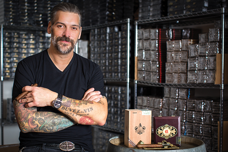 in the pursuit of passion 15 years of pete johnson s tatuaje cigars