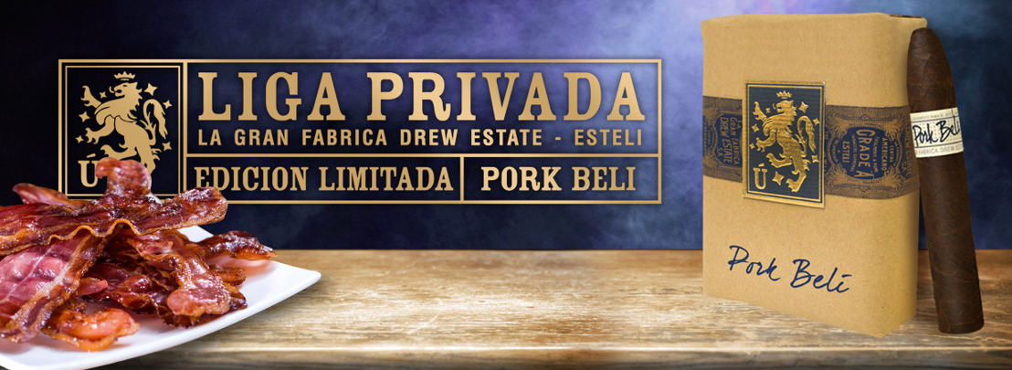 Drew Estate Liga Privada Pork Beli Hyde Park Cigars Chicago