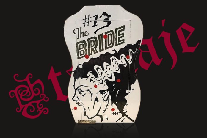 Tatuaje Reveals Unlucky 13 Retailers for 2018 Monster Series The Bride