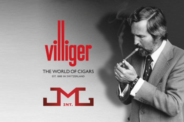 Villiger Cigars Partners with JMG International for West Coast Distribution