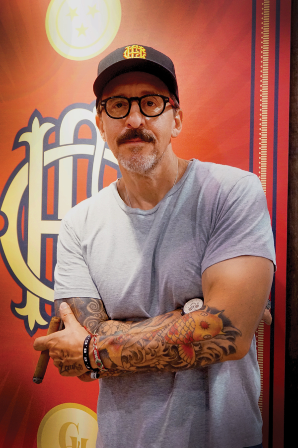 Crowned Heads Founder Jon Huber