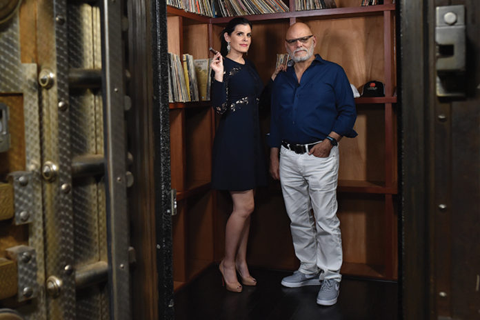 Lissette and Ernesto Perez-Carrillo, E.P. Carrillo Cigars