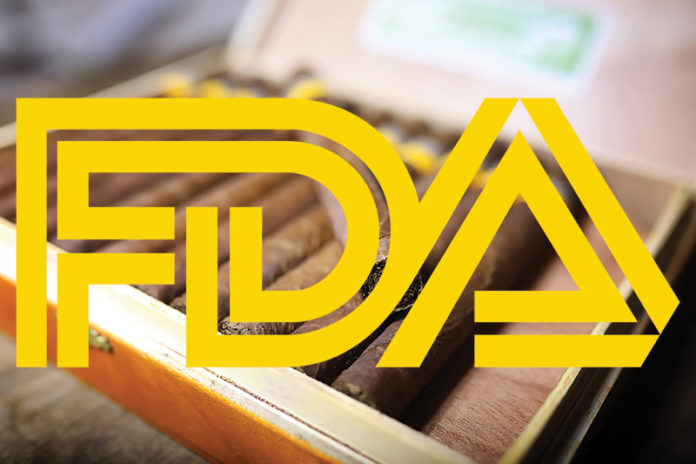 FDA Cigar Warning Requirement Delayed by Courts