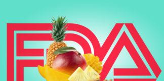 FDA Unified Agenda Flavor Ban