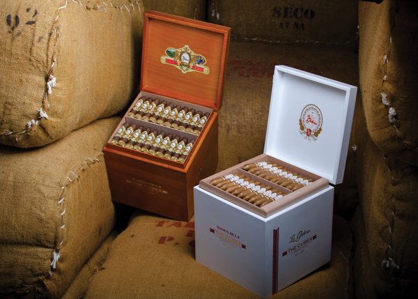 At this year's IPCPR show, Tabacalera Palma released The Cubes, a series of limited-edition cigars in special sizes that will eventually become part of the company's regular offerings.