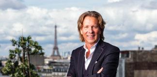 Alain Crevet, CEO of S.T. Dupont