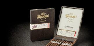 Royal Agio Cigars Re-Releases Balmoral Añejo XO Lancero FT Edición Limitada