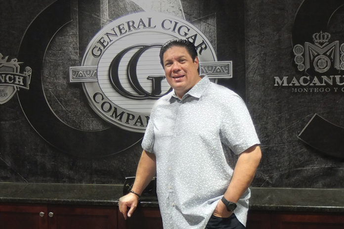 Chris Tarr, General Cigar Company