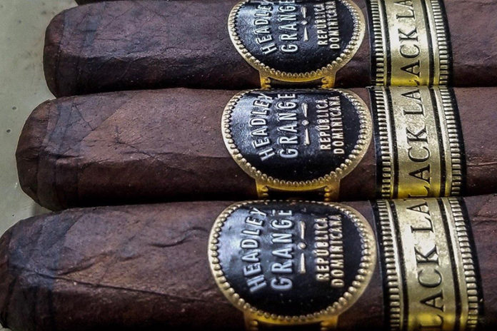 Crowned Heads Releasing Headley Grange Black Lab LE 2018