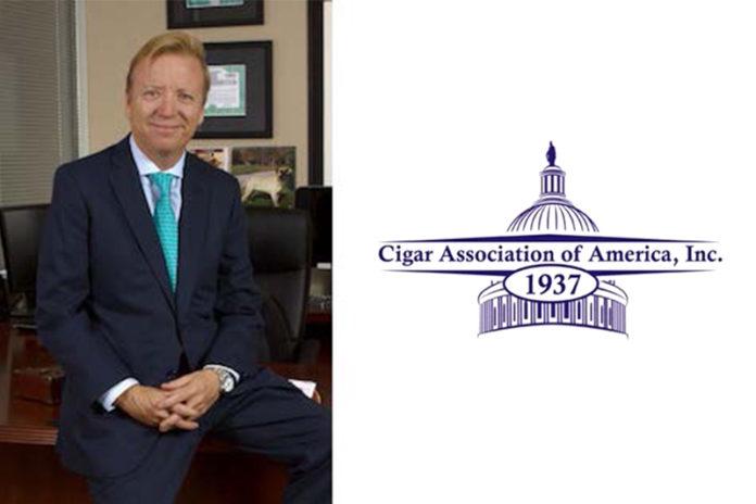 Javier Estades Chairman Term Extended at Cigar Association of America
