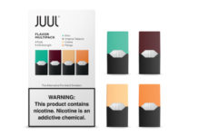 JUUL to Pull Some Flavored E-Liquids from U.S. Retail Market