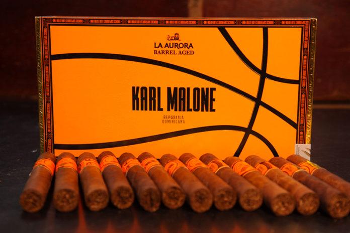 La Aurora Karl Malone Barrel Aged