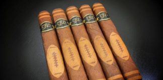 La Flor Dominicana Football Special Edition 2019 Heads to Georgia