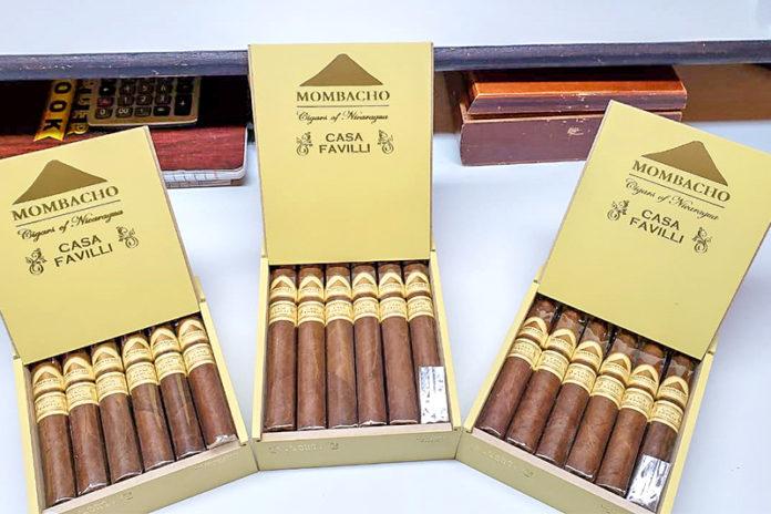 Mombacho Cigars Casa Favilli