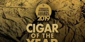 Tobacco Business Awards Cigar of the Year 2019