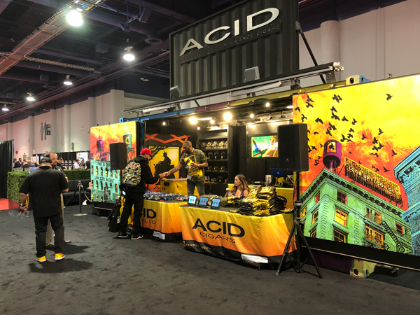 Tobacco Plus Expo (TPE) ACID Lounge