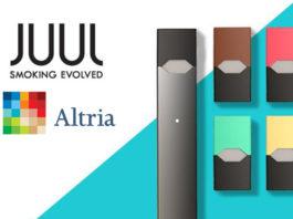 Altria Makes $12.8 Billion Minority Investment in JUUL