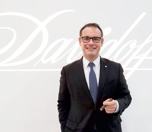 Beat Hauenstein, CEO of Oettinger Davidoff AG