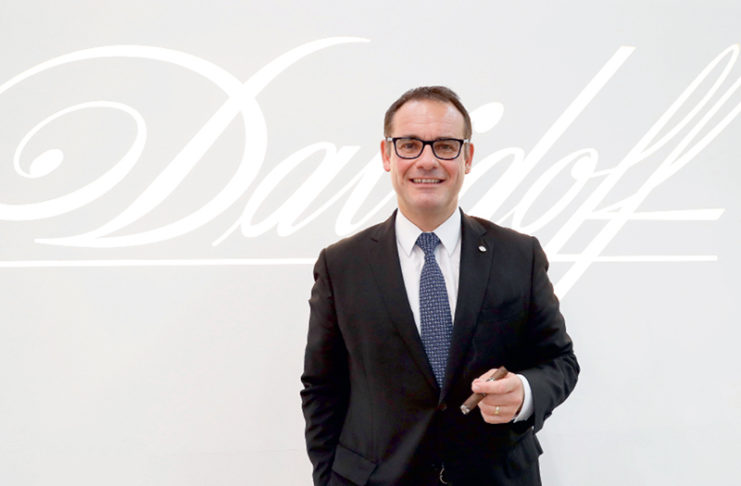 Beat Hauenstein, CEO of Oettinger Davidoff AG