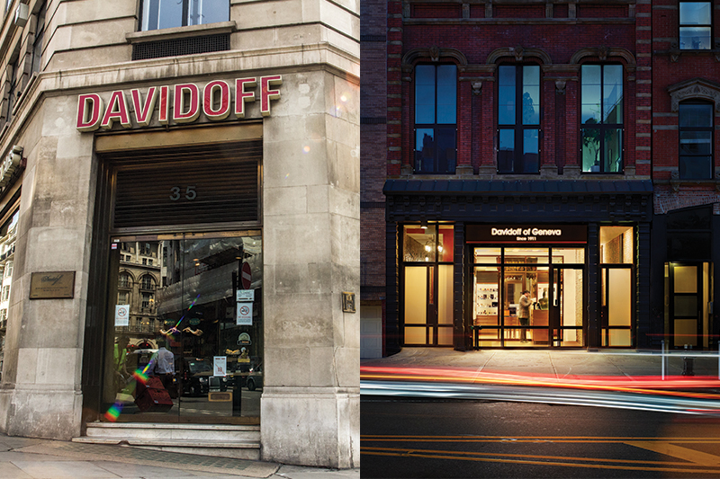 The Other Side: Two Davidoff Retailers Talk Business and