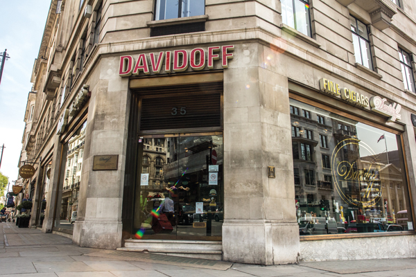 Davidoff of London