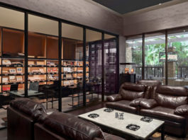 Pívat Cigar Lounge Opens at Agua Caliente Casino Resort Spa in California