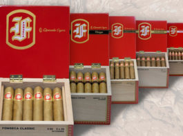 Quesada Cigars Releases Revamped Fonseca Line
