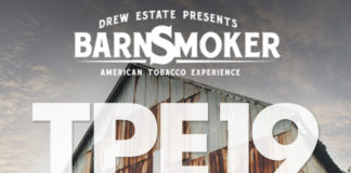 Drew Estate West Coast Barn Smoker to Be Held at TPE 2019