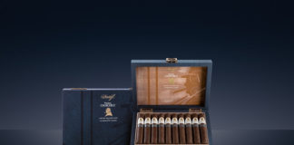 Winston Churchill The Traveler by Davidoff Cigars
