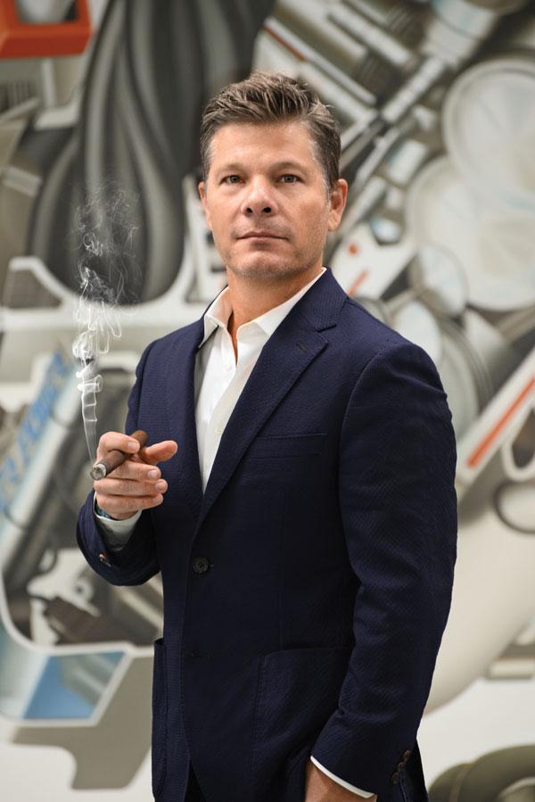 Jason Carignan, Chief Marketing Officer at Kretek International