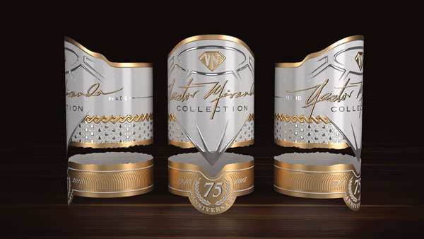 Nestor Miranda 75th Anniversary Collection