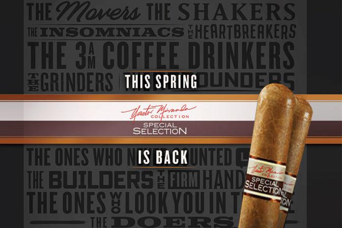 Miami Cigar& Co. Brings Back Nestor Miranda Special Selection