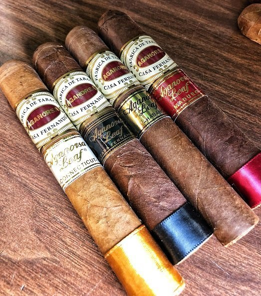 Aganorsa Leaf Habano Gets New Branding and Packaging