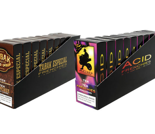 """Drew Estate to Release ACID and Tabak Especial """"Frenchies"""" at TPE 2019"""
