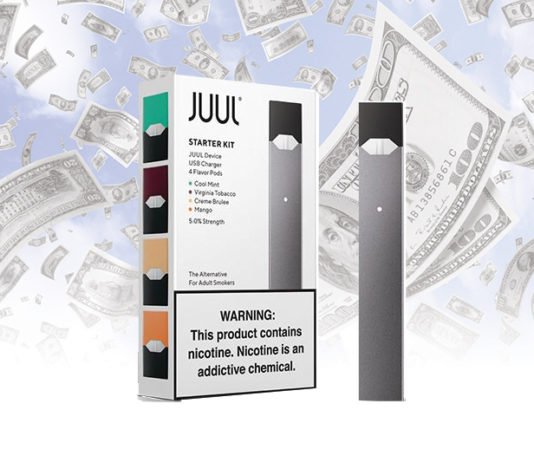 JUUL Makes $1 Billion Profits in 2018