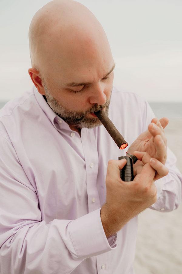 Nate McIntyre, Miami Cigar & Company