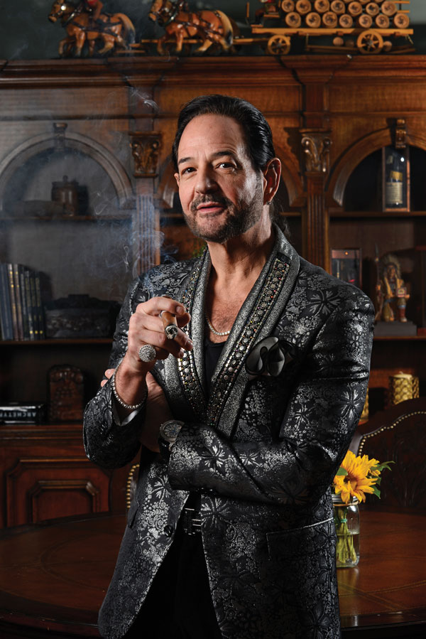 Michael Giannini of Ventura Cigar Co.