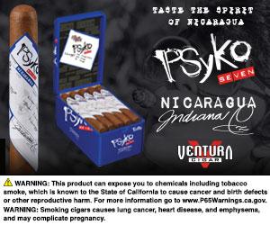 Ventura Cigar Company PsYko Seven Nicaragua