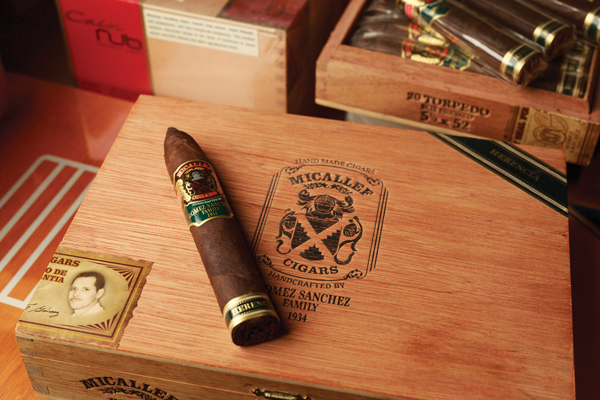 Micallef Cigars' Al Micallef: Going All In