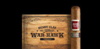 Altadis U.S.A. Unveils New Henry Clay 'War Hawk'
