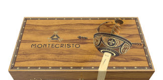 Altadis U.S.A.'s Montecristo Cincuenta to Debut Summer 2019