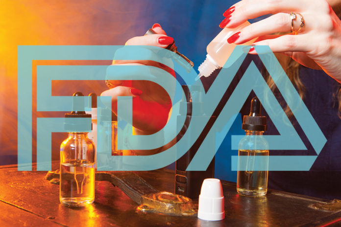 FDA Announces New Policies Aimed at E-Cigarettes and Flavored Tobacco Products